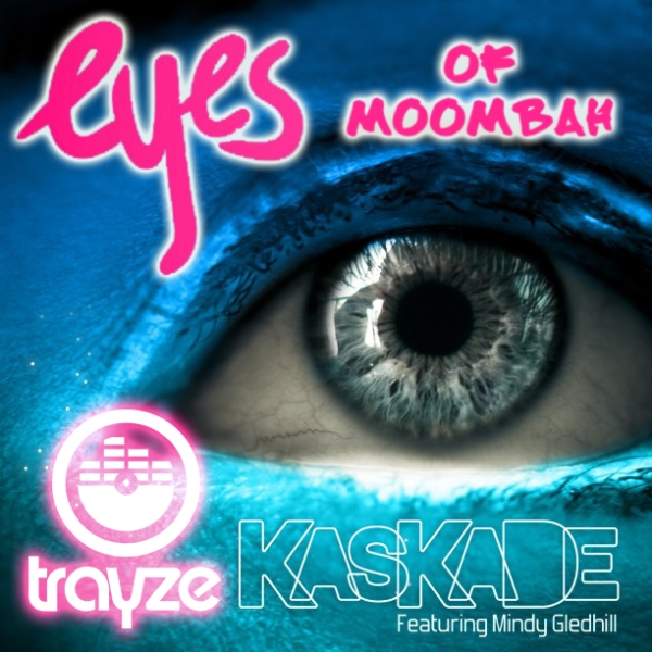 eyes of moombah art