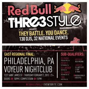 redbull 3 style east coast finals philly flyer IG vers