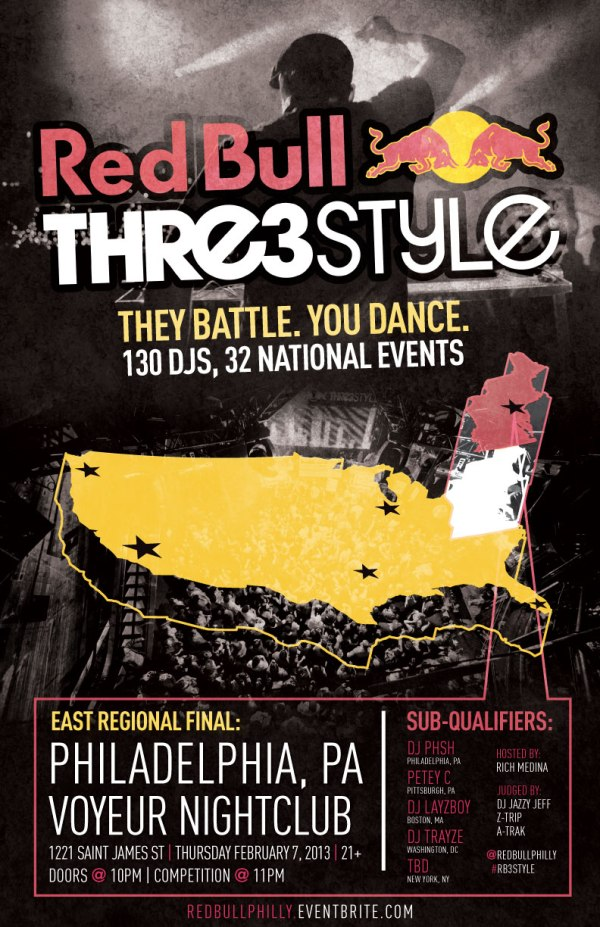 redbull east coast finals 2013 philly flyer 1