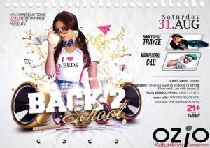 ozio saturday trayze 8-31-2013