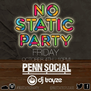 NO STATIC PENN SOCIAL 10-4-2013
