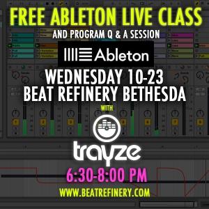 FREE ABLETON CLASS 10-23