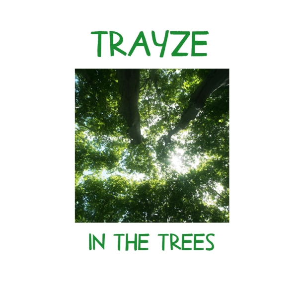 trayze in the trees album art