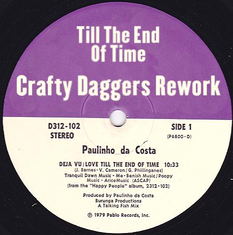 daggers art edit paulinho_da_costa-deja_vu_love_till_the_end_of_time