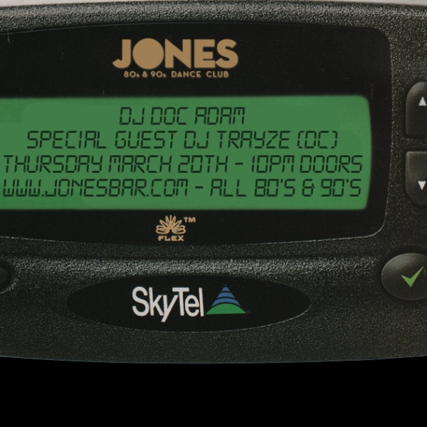 pager jones trayze docadam thurs 3-20-2014